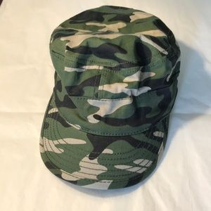 Accessories - Camouflage Military Hat/Cap
